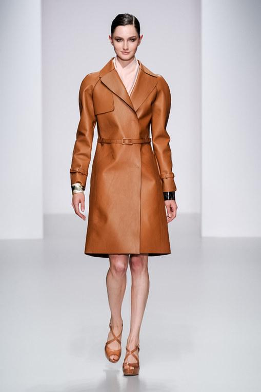 Daks London Fashion Week primavera estate 2014