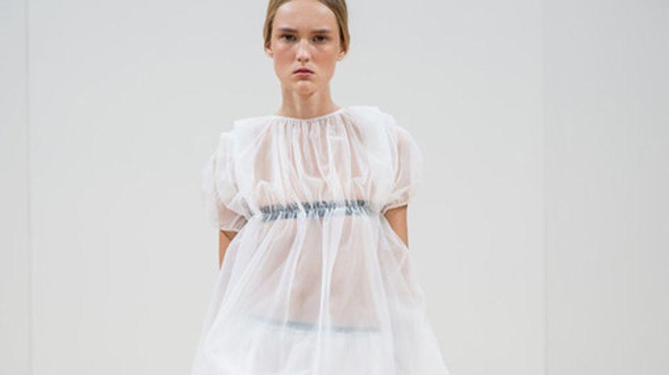 J.W. Anderson London Fashion Week primavera estate 2014