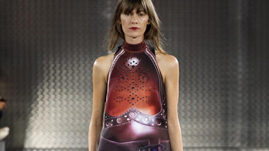 Mary Katrantzou London Fashion Week primavera estate 2014