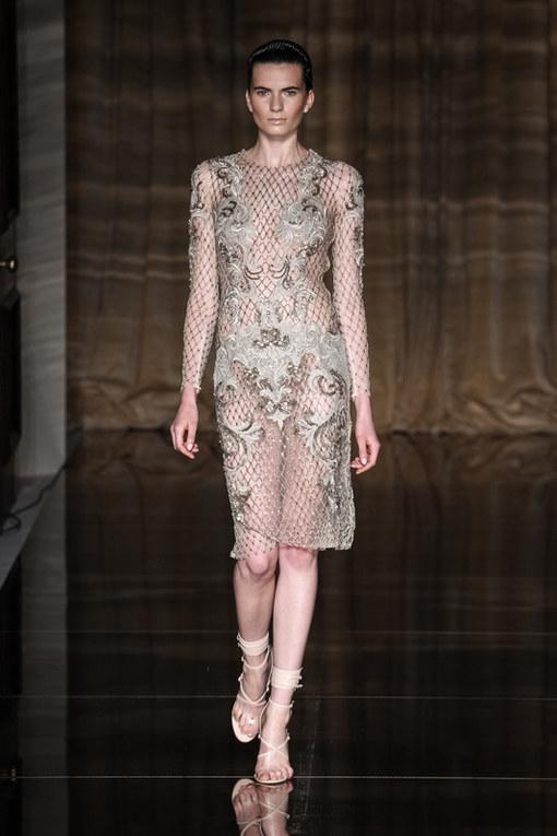 Julien Macdonald London Fashion Week primavera estate 2014
