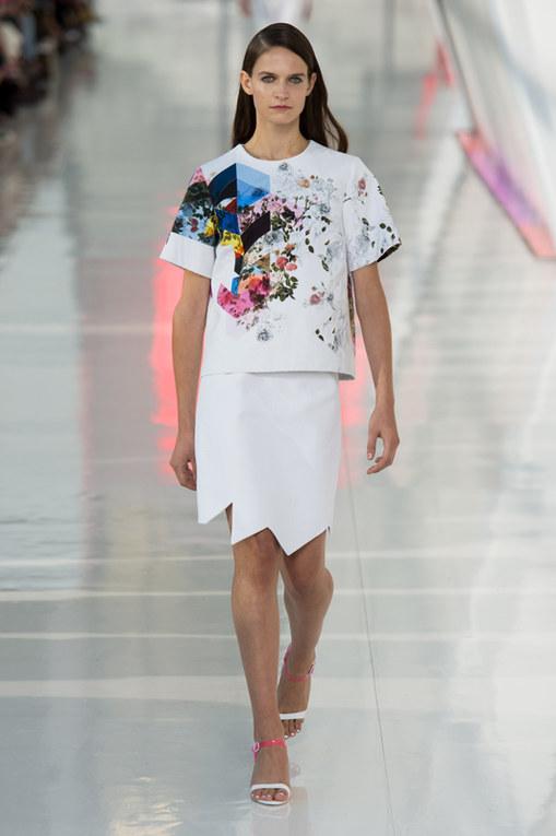 Preen by Thornton Bregazzi London Fashion Week primavera estate 2014