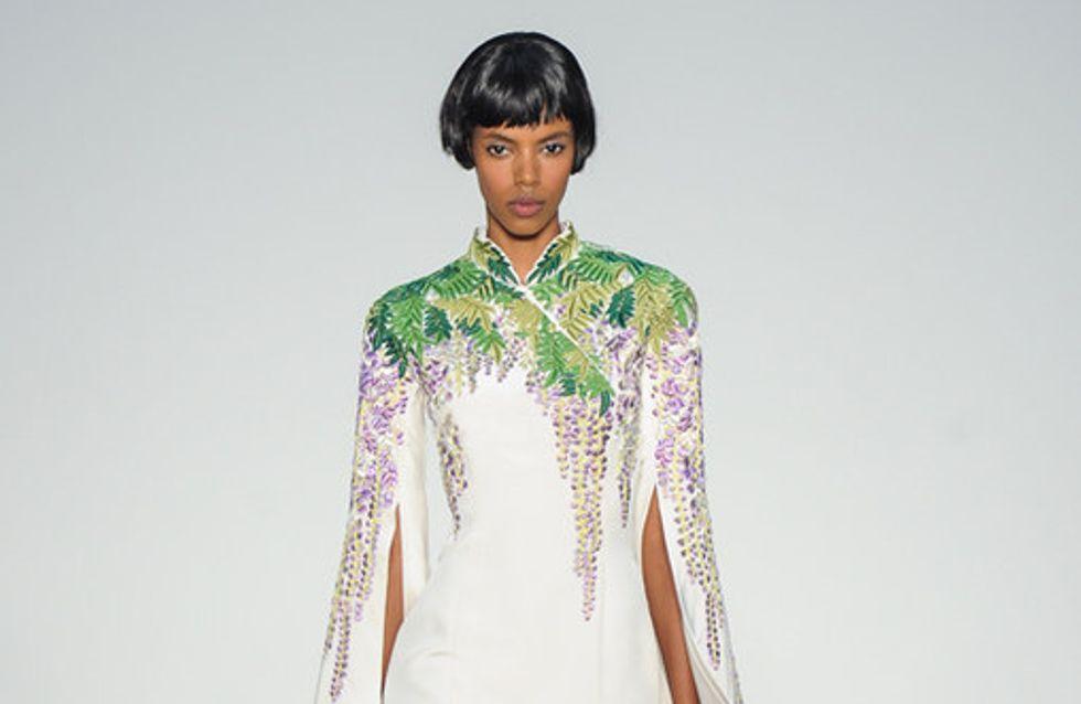 Valentina in Oriente. La sfilata di L'Wren Scott alla London Fashion Week