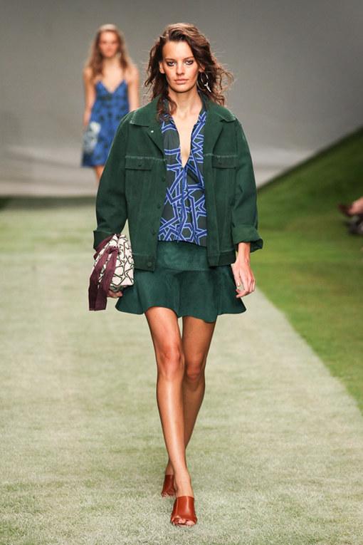 Unique by Topshop London Fashion Week primavera estate 2014