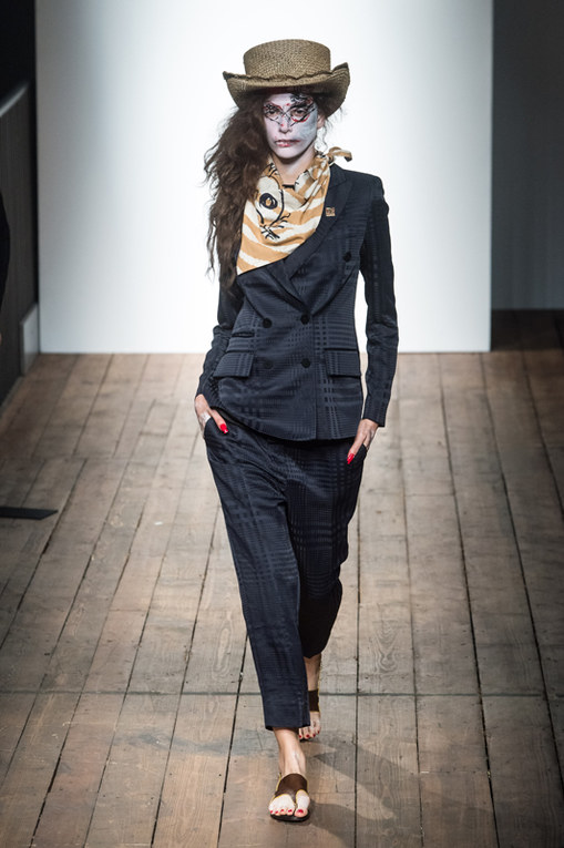 Vivienne Westwood Red Label London Fashion Week primavera estate 2014