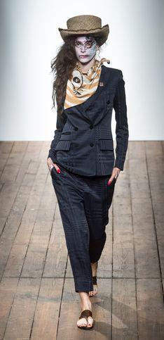 Vivienne Westwood, pêle-mêle végétal