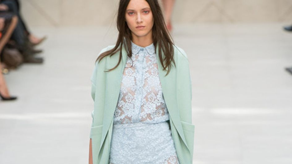 Burberry Prorsum London Fashion Week spring/summer 2014