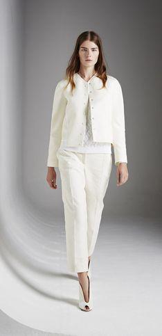 Pringle of Scotland London Fashion Week primavera estate 2014