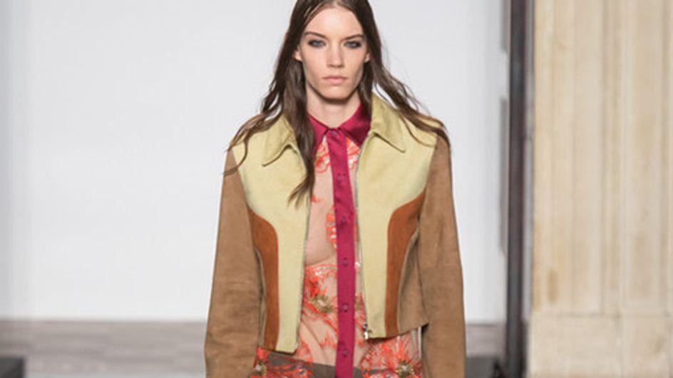 Jonathan Saunders London Fashion Week primavera estate 2014
