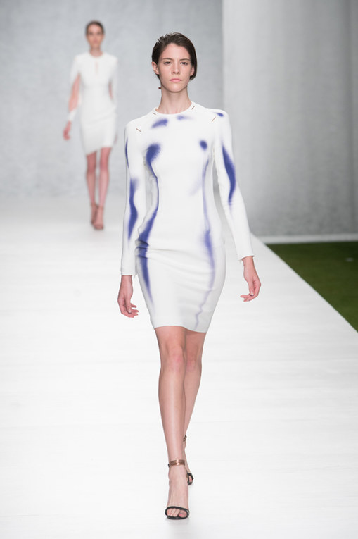 Marios Schwab London Fashion Week primavera estate 2014