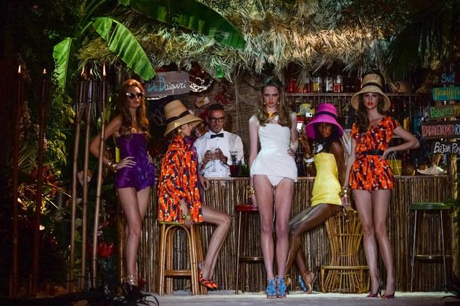Dsquared2 Milano Fashion Week primavera estate 2014