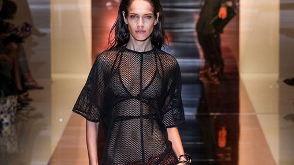 Ein Mix aus Glamour und Sport! Gucci zeigt neue Kollektion in Mailand