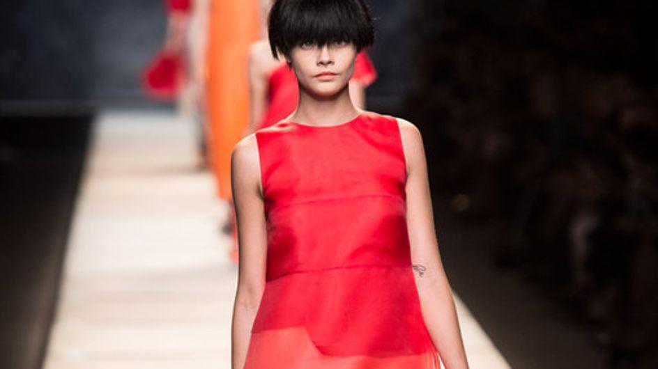 Fendi - MIlán Fashion Week Primavera Verano 2014