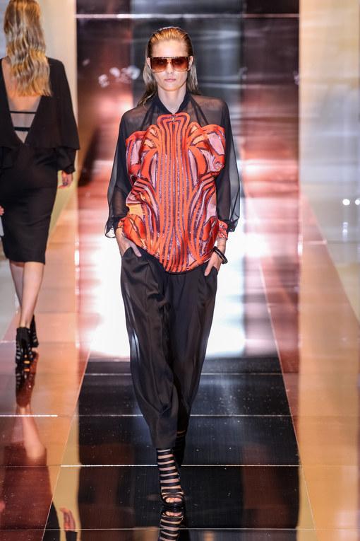 Défilé Gucci PAP Printemps-Eté Milan 2014