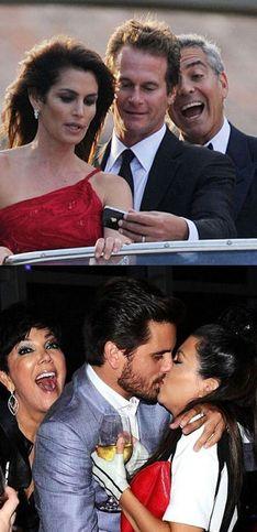 Os mais engraçados photobombs das celebridades