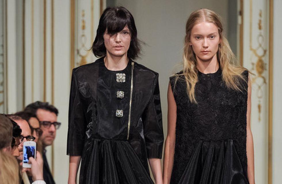 Francesco Scognamiglio Milano Fashion Week primavera-estate 2014