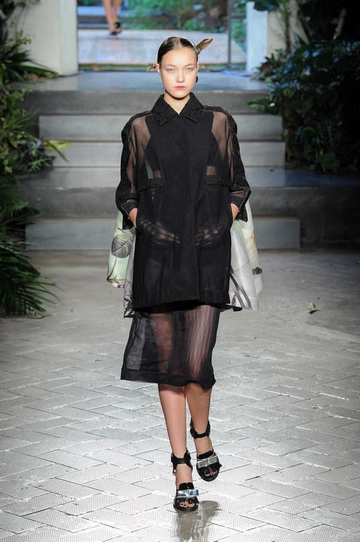 Antonio Marras Milano Fashion Week primavera-estate 2014