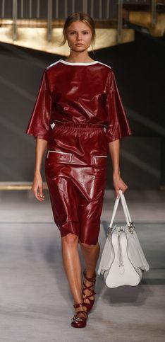 Tod's Milano Fashion Week primavera-estate 2014