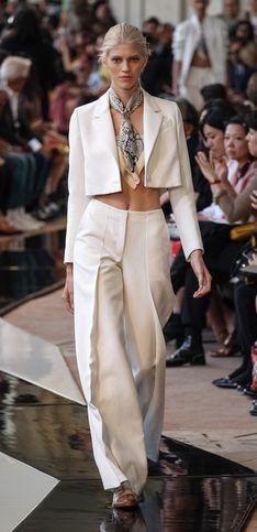 Trussardi a Milano Fashion Week