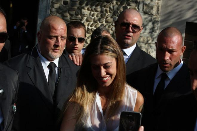 Le foto della cerimonia
