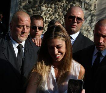 Le foto del matrimonio di Belen e De Martino