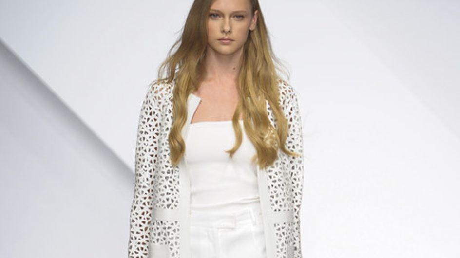 Krizia Milano Fashion Week primavera-estate 2014