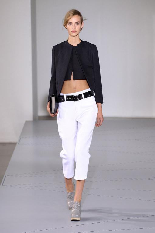 Jil Sander Milano Fashion Week primavera-estate 2014