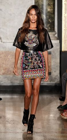 Emilio Pucci Milano Fashion Week primavera-estate 2014