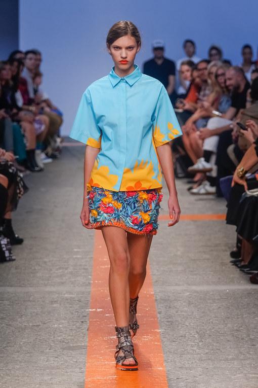 Msgm Milano Fashion Week primavera-estate 2014