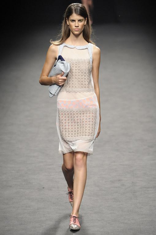 Massimo Rebecchi Milano Fashion Week primavera-estate 2014