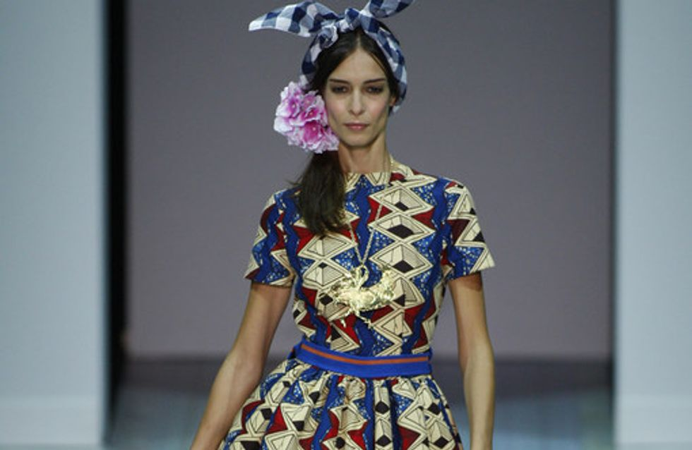 Stella Jean Milano Fashion Week primavera-estate 2014