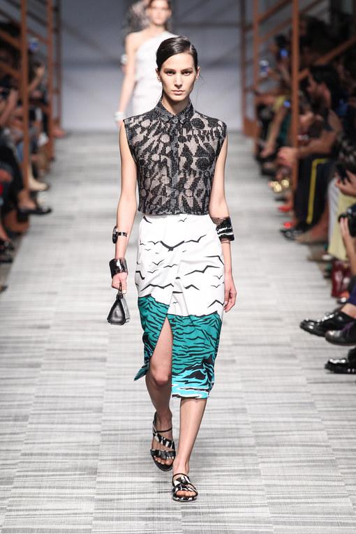 Missoni Milano Fashion Week primavera-estate 2014