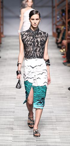 Missoni Milano Fashion Week primavera-estate 2014