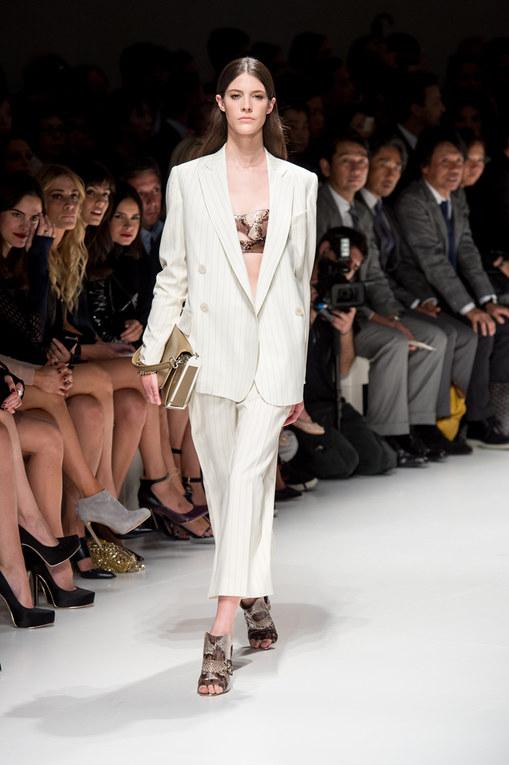 Salvatore Ferragamo Milano Fashion Week primavera-estate 2014