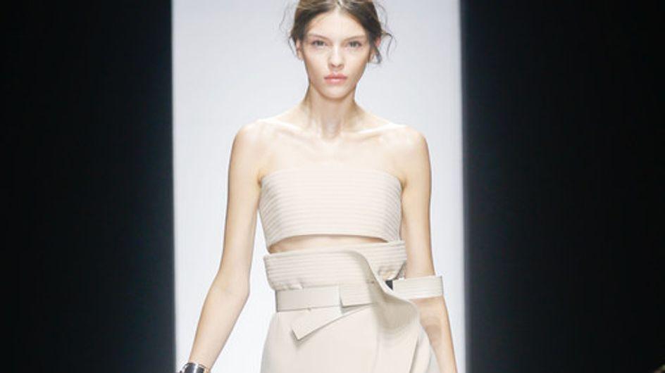 Gianfranco Ferrè Milano Fashion Week primavera-estate 2014