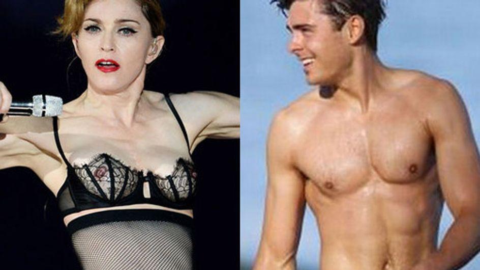 Weird photos! Freaky celebrity body parts