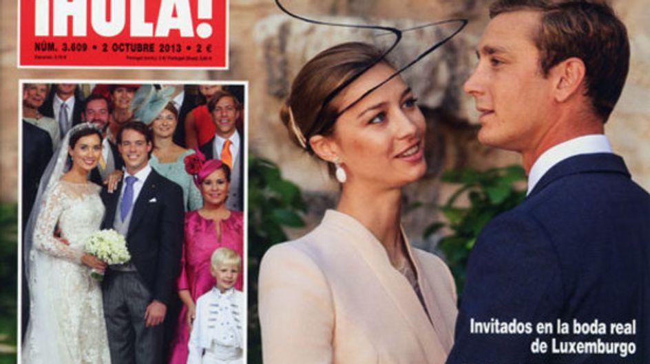 Las portadas de las revistas: Septiembre semana 4