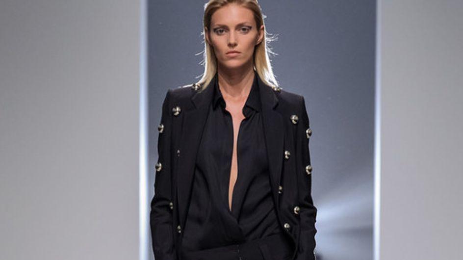 Anthony Vaccarello - París Fashion Week Primavera Verano 2014