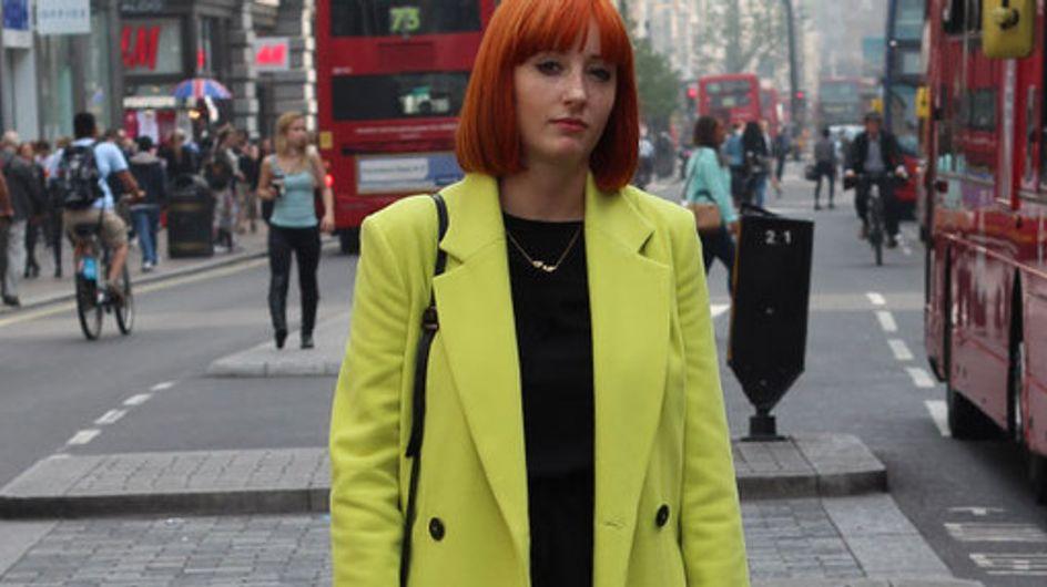 London Street Style September 2013