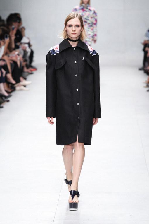 Carven Parigi Fashion Week primavera estate 2014