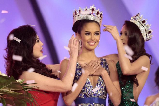 Megan Young, Miss Mundo 2013
