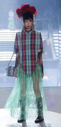 Les mystérieuses amazones de Vivienne Westwood