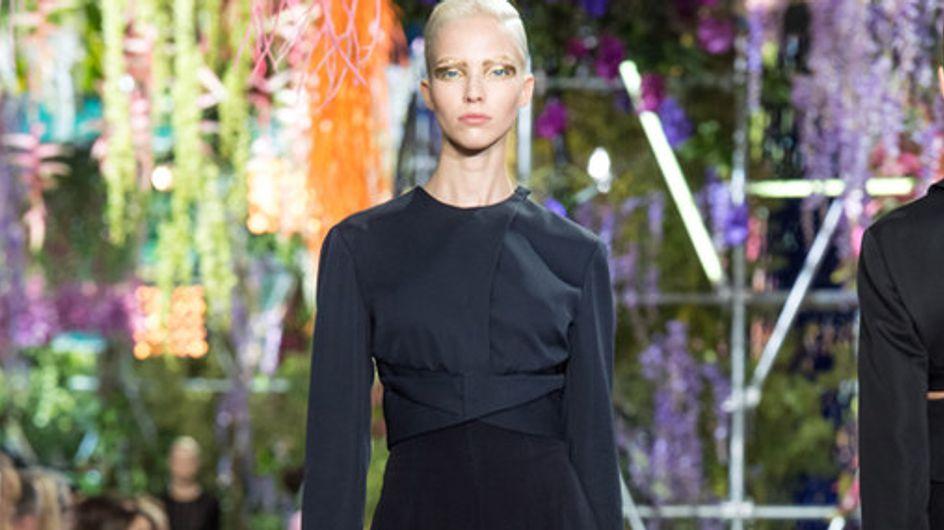 Christian Dior Parigi Fashion Week primavera estate 2014