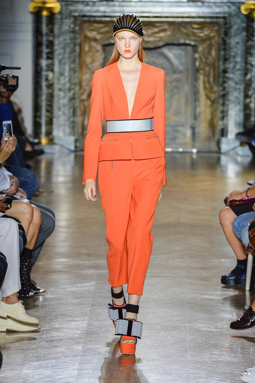 John Galliano Parigi Fashion Week primavera estate 2014
