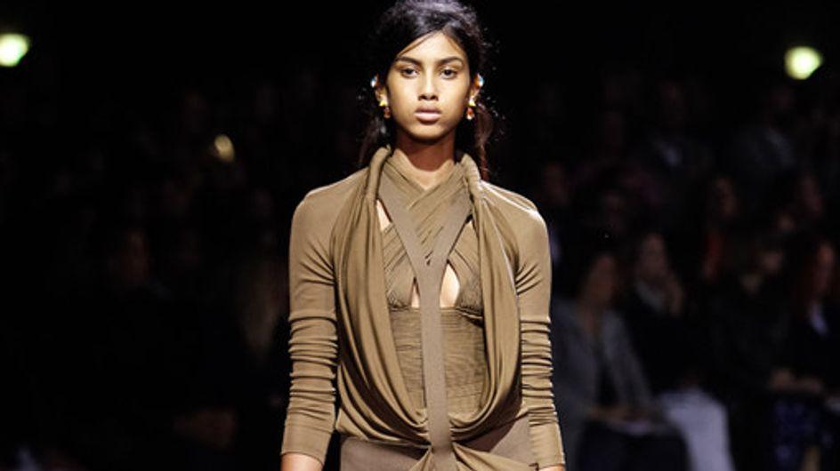 L'eleganza ardua. La sfilata Givenchy alla Parigi Fashion Week