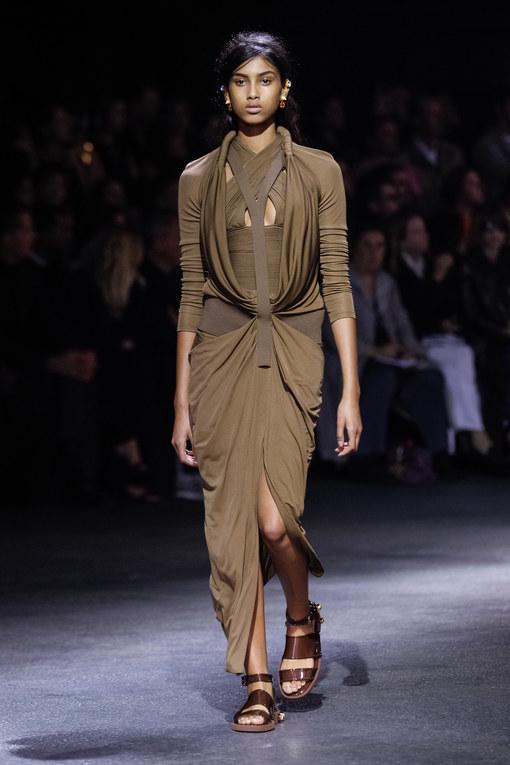Défilé Givenchy PAP Printemps-Eté Paris 2014
