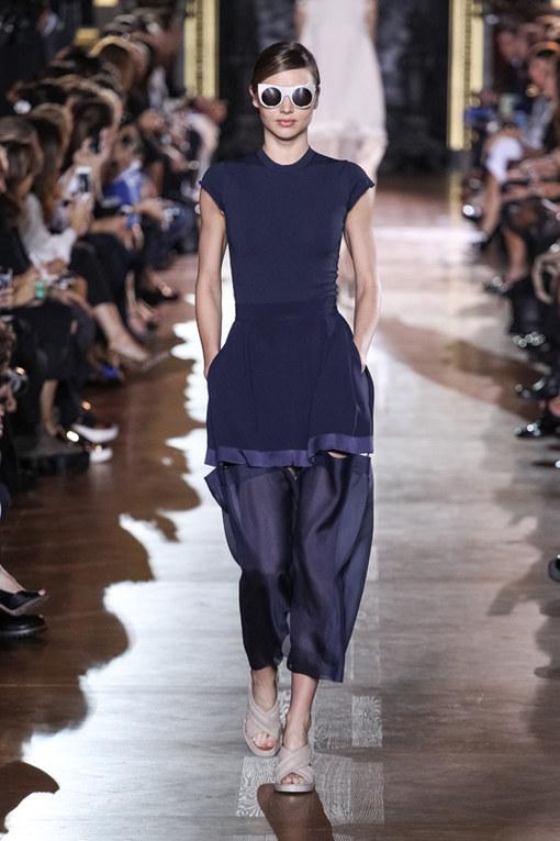 Stella McCartney Parigi Fashion Week primavera estate 2014