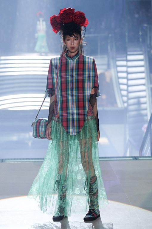 Vivienne Westwood Parigi Fashion Week primavera estate 2014