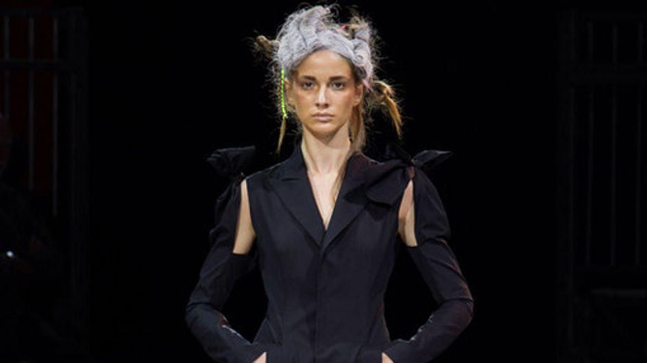Yohji Yamamoto Parigi Fashion Week primavera estate 2014