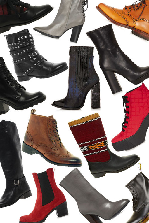 100 winter boots: The in-season shoe