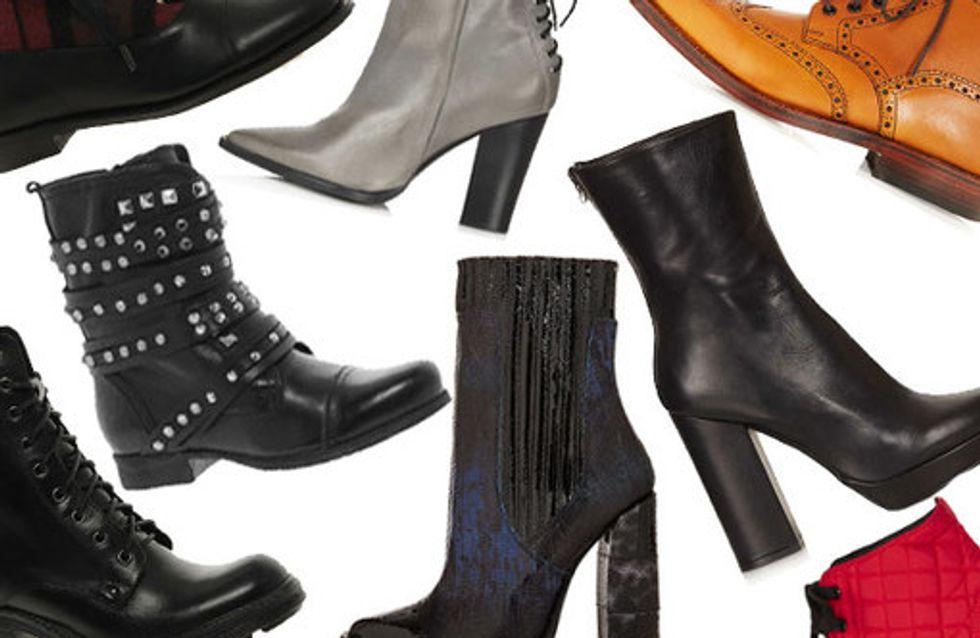 100 winter boots: The in-season shoe